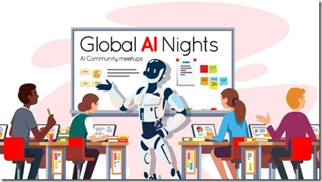 Global AI Night , Sri Lanka 2019.