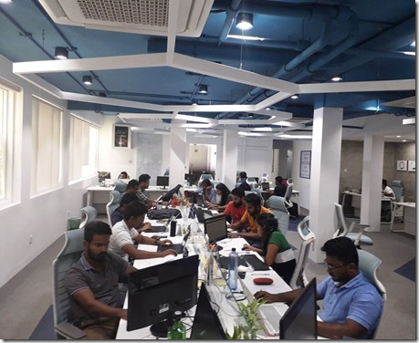 Machine learning and AI Bootcamp training at Colombo , Sri Lanka.